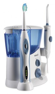 WP-900 Complete Care Waterpik and toothbrush