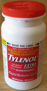 tylenol for toothache